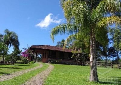 Casa Residencial 2 Dormitórios - Zona Rural, São João Do Polêsine / Rio Grande Do Sul - 10886