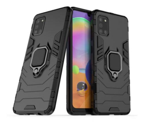 Case Armadura Samsung Galaxy A11  A21s A31 + Vidrio Completo