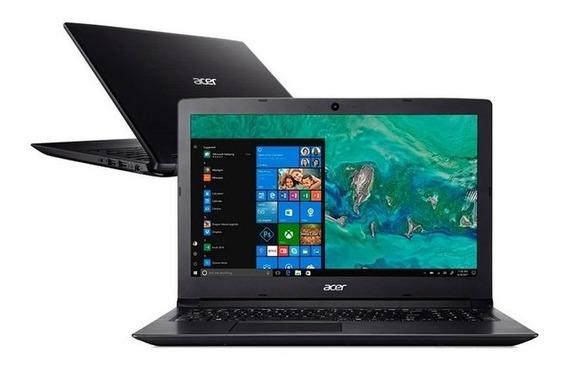 Notebook Acer A315-53-32u4 I3 7020u 15,6 4gb 1tb Win