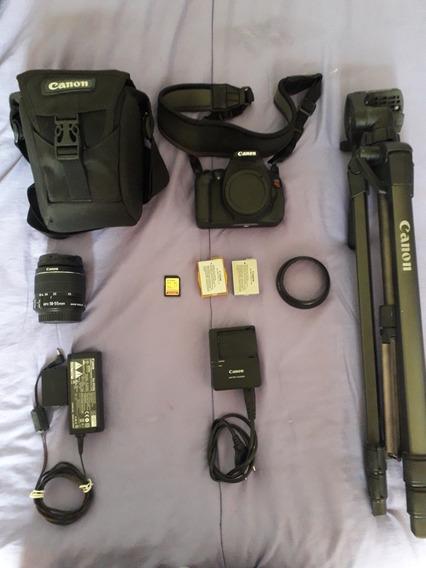 Camera Canon Completa