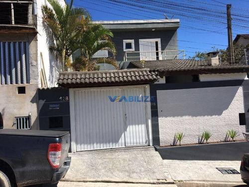 Imagem 1 de 24 de Sobrado Com 3 Dormitórios À Venda, 200 M² Por R$ 800.000,00 - Jardim Fazenda Rincão - Arujá/sp - So0789