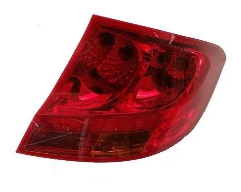Farol Trasero Izquierdo Chevrolet Sail Lt Rojo