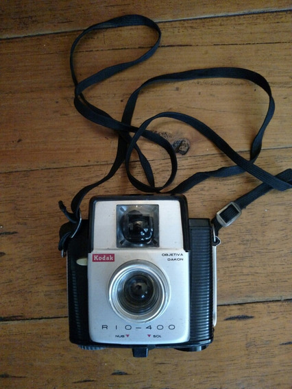 Camera Fotográfica Kodak Rio 400
