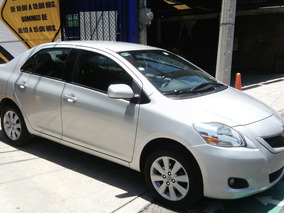 Toyota Yaris 1.5 Sedan Premium Aa Ee Ra At 2013 Acepto Autos
