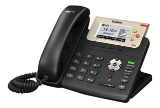Telefono Ip T23g Yealink Simil Grandstream, Poe Y Fuente
