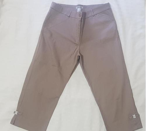 Pantalon Capri Mujer Ing-co Talle 3
