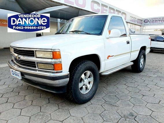 Chevrolet Silverado 4.1 4x2 Cs 18v Diesel 2p Manual