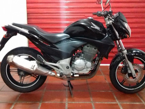 Honda Cb 300r 2010 U.dono Manual + Chave Res + Revisada