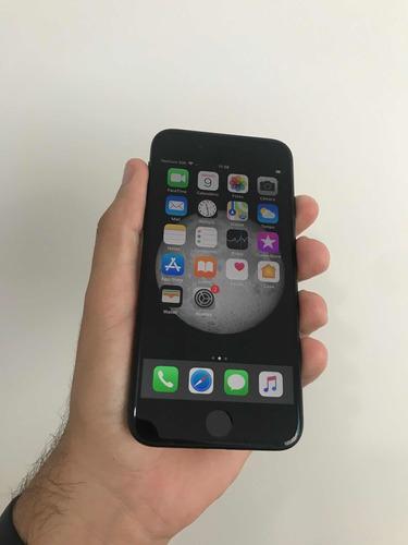 iPhone 7 128gb Preto De Vitrine Promoção