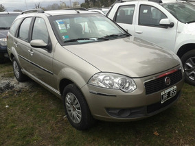 Fiat Palio Weekend 2010 N1.4 Active Ii Impecable!! Jhf455