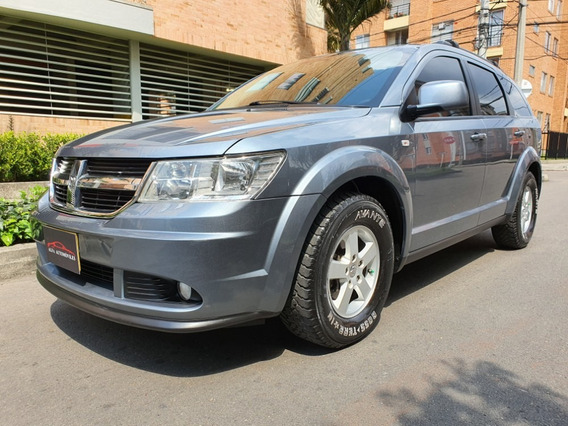 Dodge Journey Sxt 2.400cc A/t 7 Puestos 2010