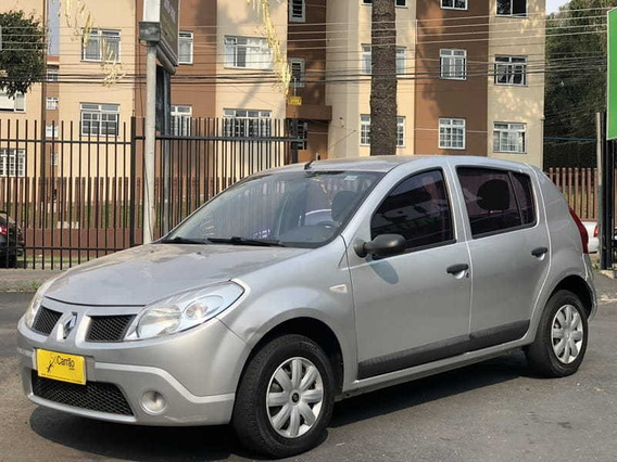 Renault Sandero Expression 1.0 16v 2009