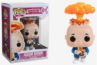 Funko Pop Adam Bomb 01 Garbage Pail Kids - Minijuegosnet