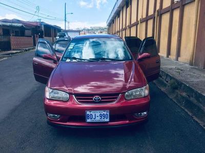 Toyota Corolla Americano