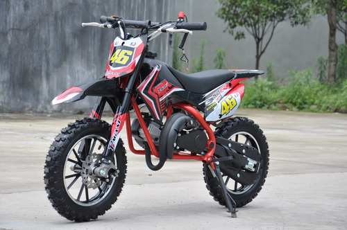 Mini Moto Cross 49cc Para Chicos