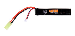 Bateria Li-po Airsoft Duel Code 7.4v 800mh 15c