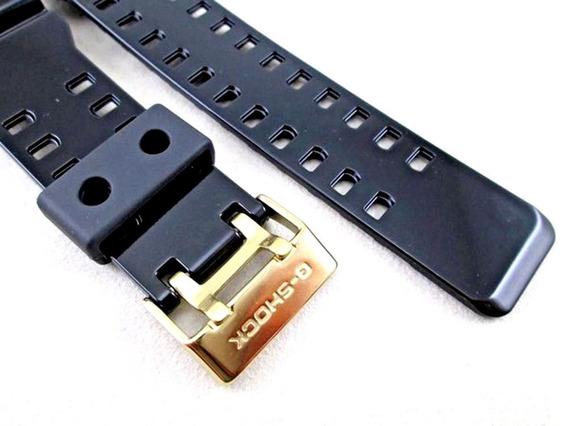 Pulseira Casio Gshock Veniz Fivela Dourada Ga-110gb Gd-100gb
