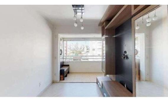 Apartamento Em Vila Anglo Brasileira, São Paulo/sp De 62m² 2 Quartos À Venda Por R$ 650.000,00 - Ap269632