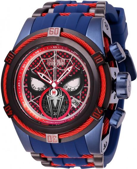 Relógio Invicta Marvel Homem Aranha Original Modelo 27048