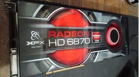 Placa De Vídeo Ati Radeon Hd 6870 1gb Ddr5