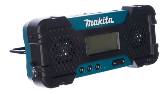 Radio Parlante Mini Fm Am Entrada Aux Makita Sinbat Sincarg