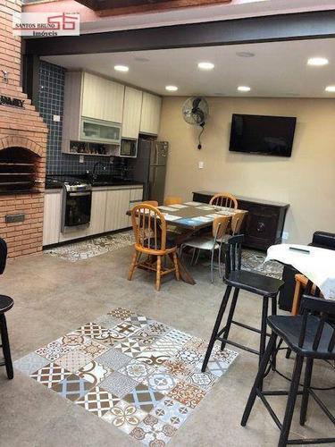 Imagem 1 de 30 de Sobrado À Venda, 170 M² Por R$ 789.000,00 - Limão (zona Norte) - São Paulo/sp - So1537