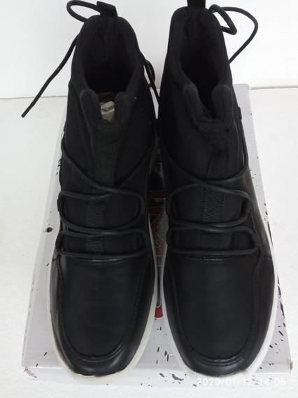 Botas Jump Color Negro