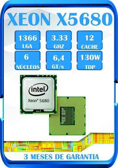 Processador Intel Xeon X5680 Hexa Core 3.33 Temos I7 Xeon