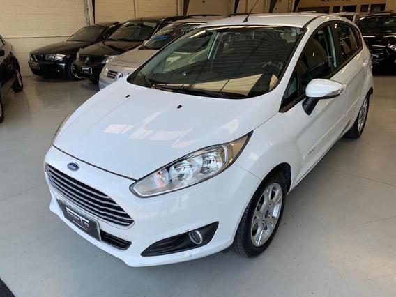 New Fiesta 1.6 Flex Hatch Aut Completo 2015