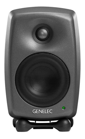 Monitor De Áudio Genelec 8020d Dark Grey - Unitário
