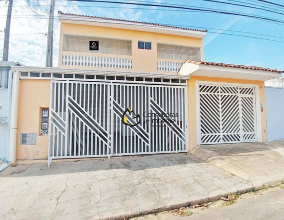 Prédio À Venda, 420 M² Por R$ 900.000 - Dona Edith Campos Fávero - Paulínia/sp - Pr0002