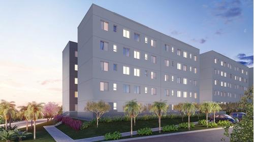 Imagem 1 de 12 de Apartamento 2 Quartos Cotia - Sp - Central - 0276