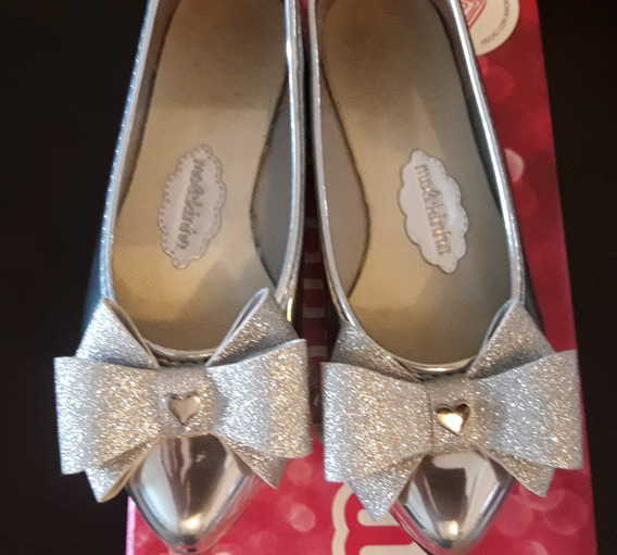 Lote Com 3 Pares De Sapato Nr.25 Infantil Feminino Usado