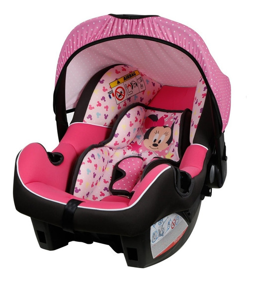 Bebê Conforto - De 0 A 13 Kg - Disney - Beone - Minnie Baby