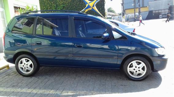 Chevrolet Zafira 2.0 8v 5p Aut 2003 Completa $18990 Financia