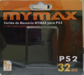 Cartão Memory Card 32mb Playstation Ps2