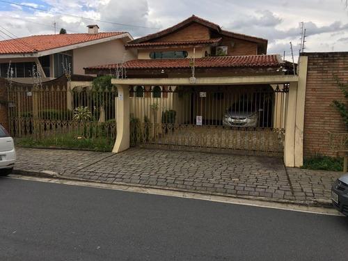 Casa Para Alugar, 400 M² Por R$ 10.000,00/mês - Jardim Santa Rosália - Sorocaba/sp - Ca1603