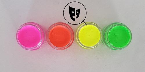 Base Cremosa Maquillaje Titi Mini Pote 5gr - Fluo Amarillo