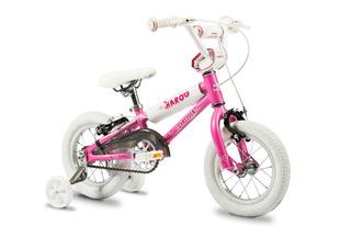 Bicicleta Haro Shredder R12 Rosa Y Blanco Nena - Thuway