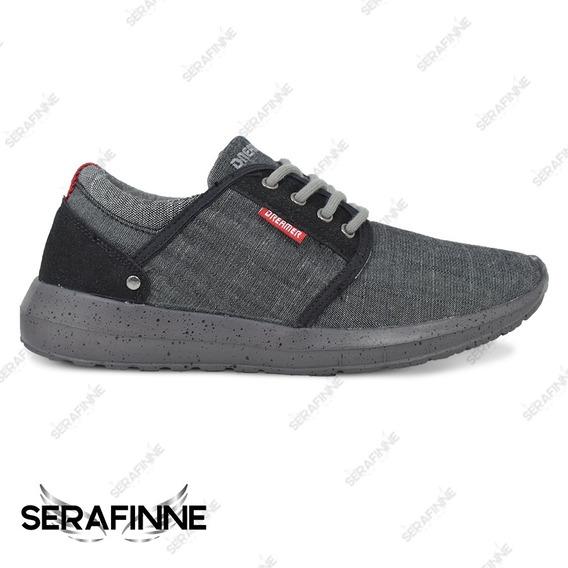 Zapatillas Urbanas Jeans Importada Hombre Dreamer 1290