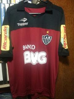 Camisa Atlético Mineiro Topper Goleiro - Tam Gg