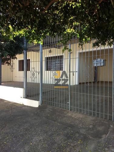 Imagem 1 de 17 de Casa Com 3 Dormitórios À Venda, 220 M² Por R$ 440.000,00 - Jardim Rosolém - Hortolândia/sp - Ca13063
