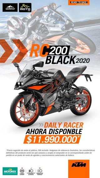 Ktm Rc 200 2020