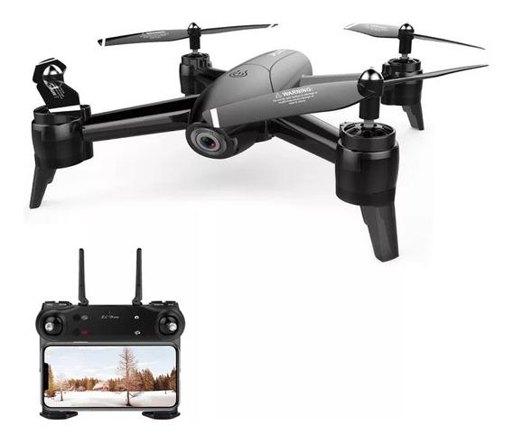 Drone Sg106 22 Min Vôo 2 Câmera Hd 1080p