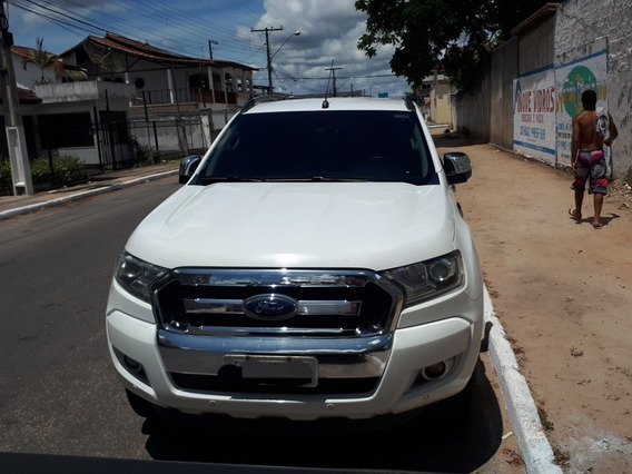Ford Ranger 3.2 Limited Cab. Dupla 4x4 Aut. 4p 2017