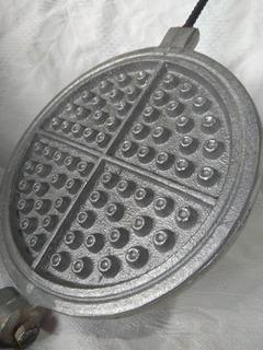 Waflera De Fundición De Aluminio