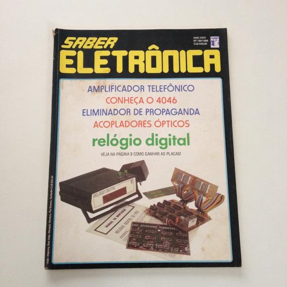 Revista Saber Eletrônica Amplificador Telefônico C781