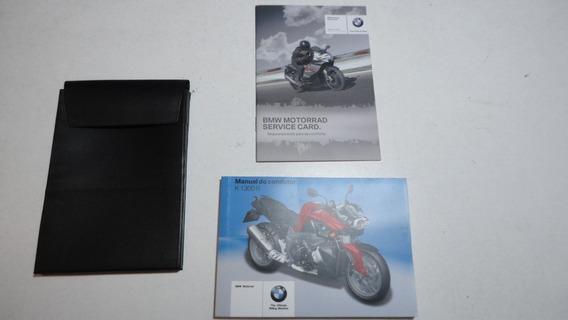 Manual Moto Bmw K 1300r 2012 2013 2014 Original 1300 R Cycle