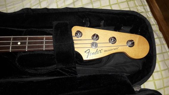 Bajo Fender Presicion Bass 4 Cuerdas No Permuto
