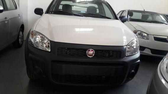 Fiat Strada 1.4 Working Cs Cuotas Fijas